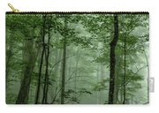 Fog In The Forest Carry-all Pouch
