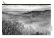 Fog In The Mountains - Pipestem State Park Carry-all Pouch