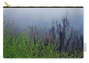 Fog In The Mountains Carry-all Pouch