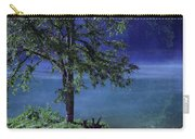 Fog Over The Pond Carry-all Pouch