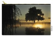 Fog Water And Sun Carry-all Pouch