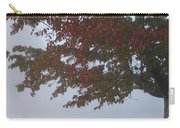 Foggy Autumn Morning In Cades Cove Carry-all Pouch