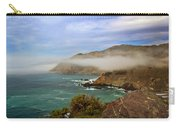 Foggy Day At Big Sur Carry-all Pouch