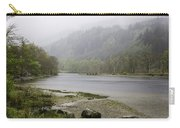 Foggy Day At Loch Lubnaig Carry-all Pouch