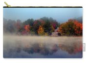 Foggy Fall Reflections Carry-all Pouch