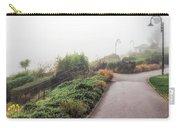 Foggy Langmoor Gardens - Lyme Regis Carry-all Pouch