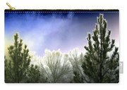 Foggy Moonlit Night Carry-all Pouch