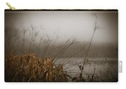 Foggy Morning Marsh Carry-all Pouch