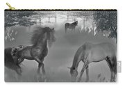 Foggy Morning Pasture Carry-all Pouch