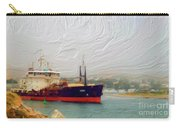 Foggy Morro Bay Carry-all Pouch