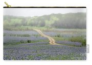 Foggy Muleshoe Bend Carry-all Pouch