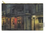 Foggy Night On Dumaine Carry-all Pouch