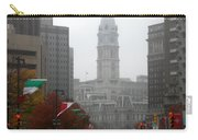 Foggy Philadelphia Carry-all Pouch