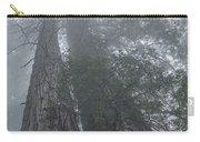 Foggy Redwoods Ca Carry-all Pouch