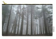 Foggy Sequoia National Park Carry-all Pouch