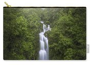 Foggy Waterfall Carry-all Pouch