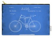 Folding Bycycle Patent Drawing 1d Carry-all Pouch