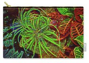 Foliage Abstract 3698 Carry-all Pouch