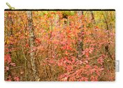 Foliage On Fire Carry-all Pouch