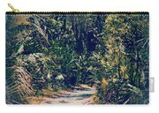 Foliage Pathway Carry-all Pouch