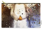 Folk Art Angel Carry-all Pouch