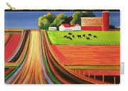 Folk Art Farm Carry-all Pouch