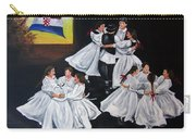 Folk Dancers Carry-all Pouch