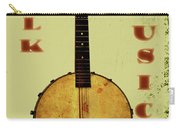 Folk Music Carry-all Pouch