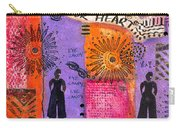 Follow Your Heart Carry-all Pouch