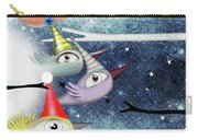 Following The Stars Carry-all Pouch