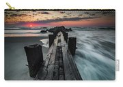 Folly Beach Tale Of Two Sides Carry-all Pouch