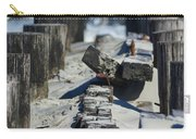 Folly Sea Wall Carry-all Pouch