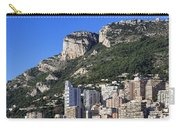 Fontvieille Monaco Carry-all Pouch