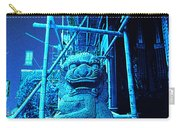 Foo Dog Scaffold Carry-all Pouch