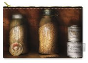 Food - Corn Yams And Oatmeal Carry-all Pouch