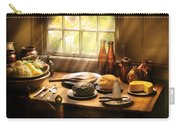 Food - Ready For Guests Carry-all Pouch