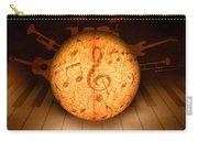 Food For Brain And Peace For Soul Carry-all Pouch
