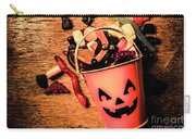 Food For The Little Halloween Spooks Carry-all Pouch