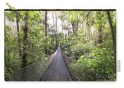 Foot Bridge In Costa Rica Carry-all Pouch