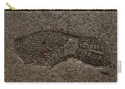Foot Print Carry-all Pouch