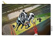 Football Derby Rams Against Nottingham Forest Red Dogs Carry-all Pouch