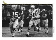 Football Game, 1966 Carry-all Pouch