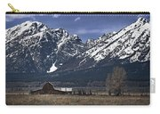 Foothills Of The Tetons Carry-all Pouch