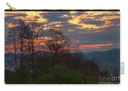 Foothills Parkway Dawn Carry-all Pouch