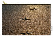 Footprints - Bird Carry-all Pouch