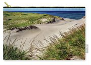 Footsteps In The Dunes Carry-all Pouch