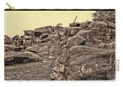 For Ever Watch At Devils Den Carry-all Pouch by Tommy Anderson