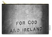 For God And Ireland Macroom Ireland Carry-all Pouch
