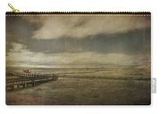 For The Lonely Souls Carry-all Pouch by Laurie Search