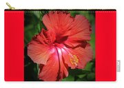 For The Love Of Hibiscus Carry-all Pouch